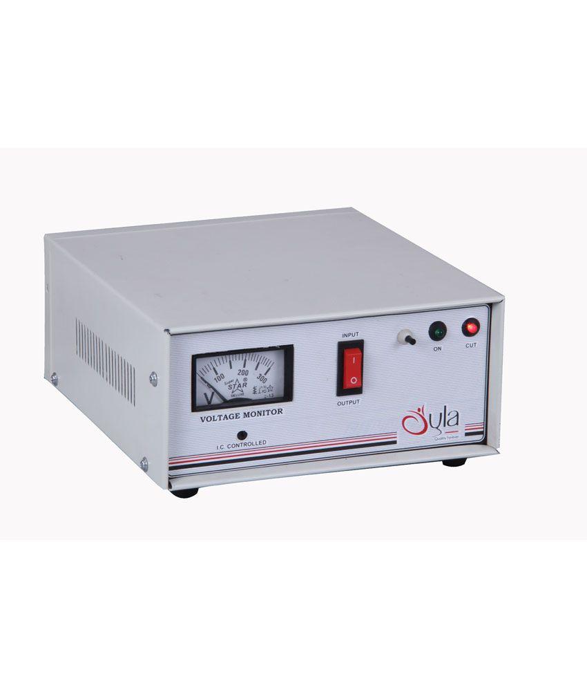 Oyla 0.5 KVA Refrigerator Voltage Stabilizer