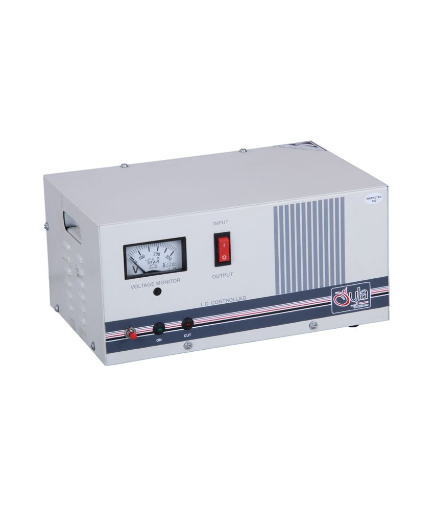 Oyla Voltage Stabilizer for Refrigerator (0.5 KVA)
