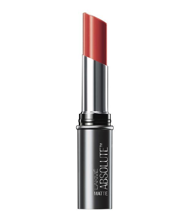 LAKME ABSOLUTE MATTE ORANGE BURST 217 LIPSTICK 3.6 ml: Buy ...