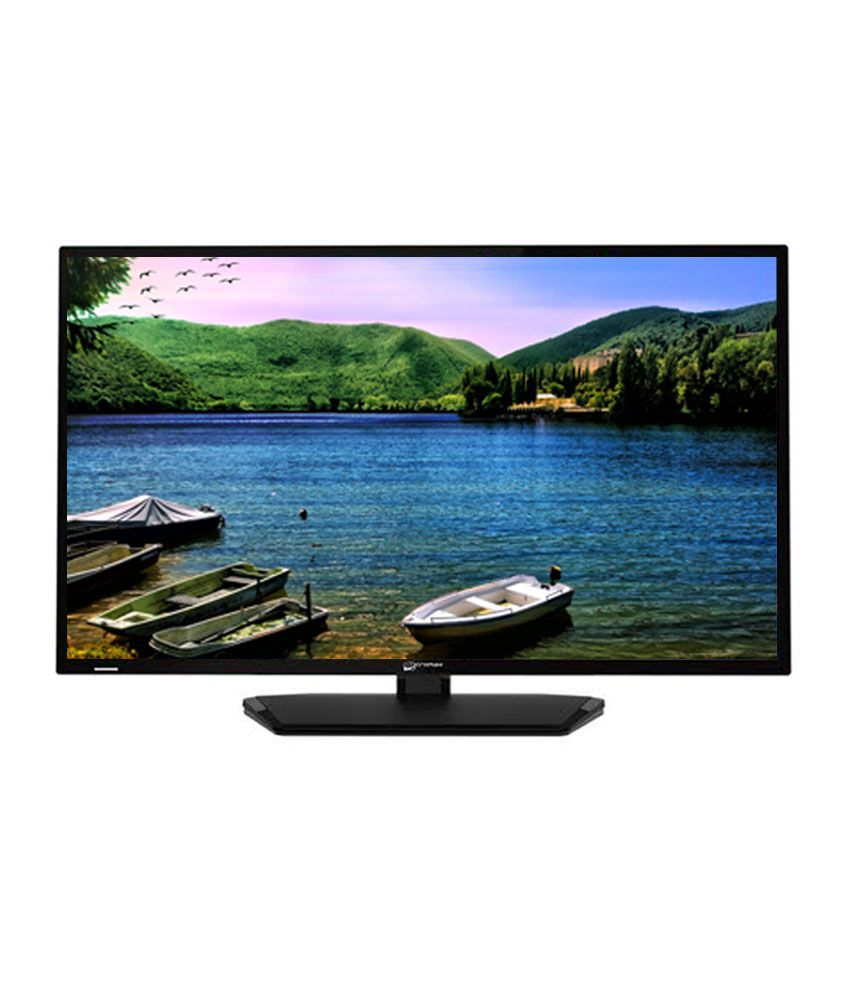 Micromax 32T42ECHD 81 cm (31.5) HD Ready Slim LED Television With 1+2 Year Extended Warranty