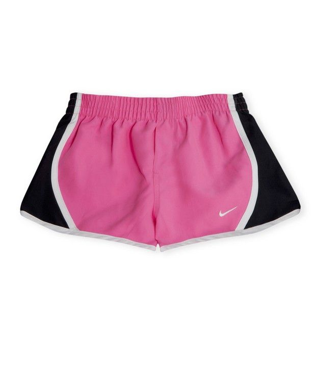 Nike Action Digital Pink Color Woven Short For Girls