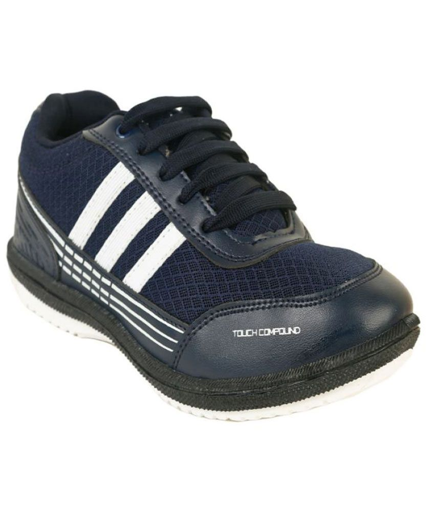 Xpert 3d-111 Blue Sport Shoes