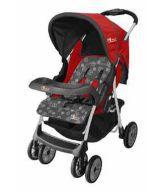 Li'lwanderers Ha 2810n Grey/red Strollers