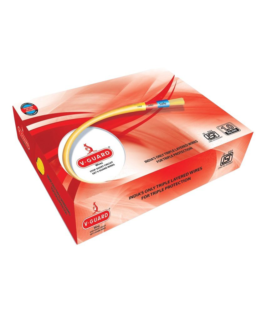 Buy Vguard Wires Cables Mm Online At Low Price In India - House wiring cable price