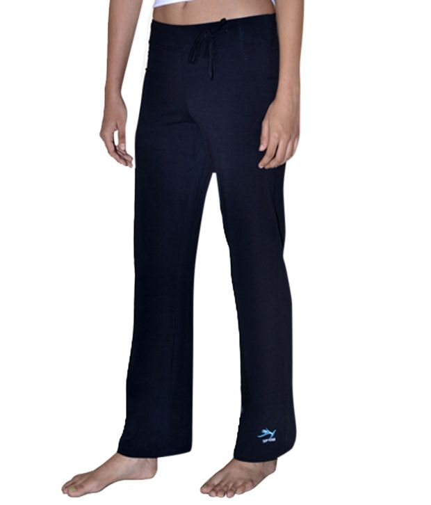 Yoga Pants Slim Fit, For Women Available At SnapDeal For