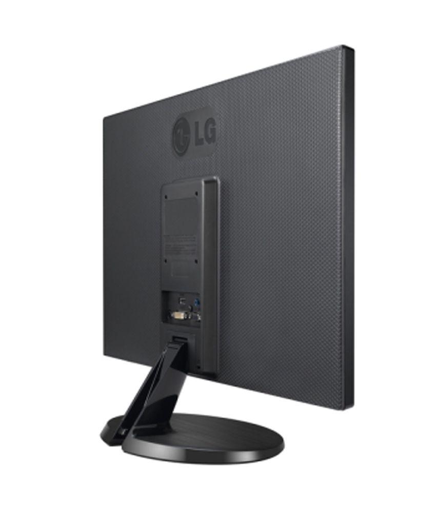 lg cm 18 5 led monitor 19en33s buy lg cm 18 5 led monitor 19en33s online. Black Bedroom Furniture Sets. Home Design Ideas