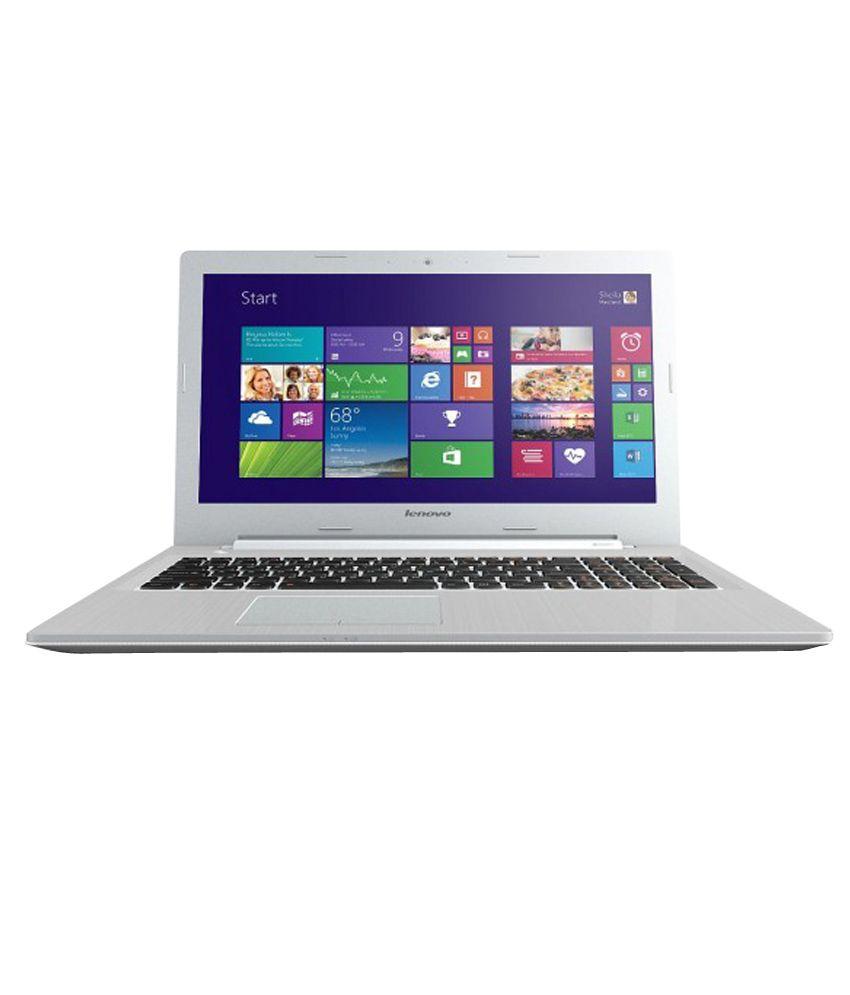 Lenovo Z50-70 (59-428434) Laptop (4th Gen Intel Core i5- 8GB RAM- 1TB HDD-39.62cm (15.6)- Windows 8.1- 2GB Graphics) (Silver)