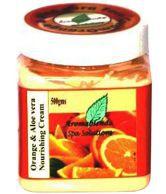 Aromablendz Orange And Aloe Vera Nourishing Face Cream