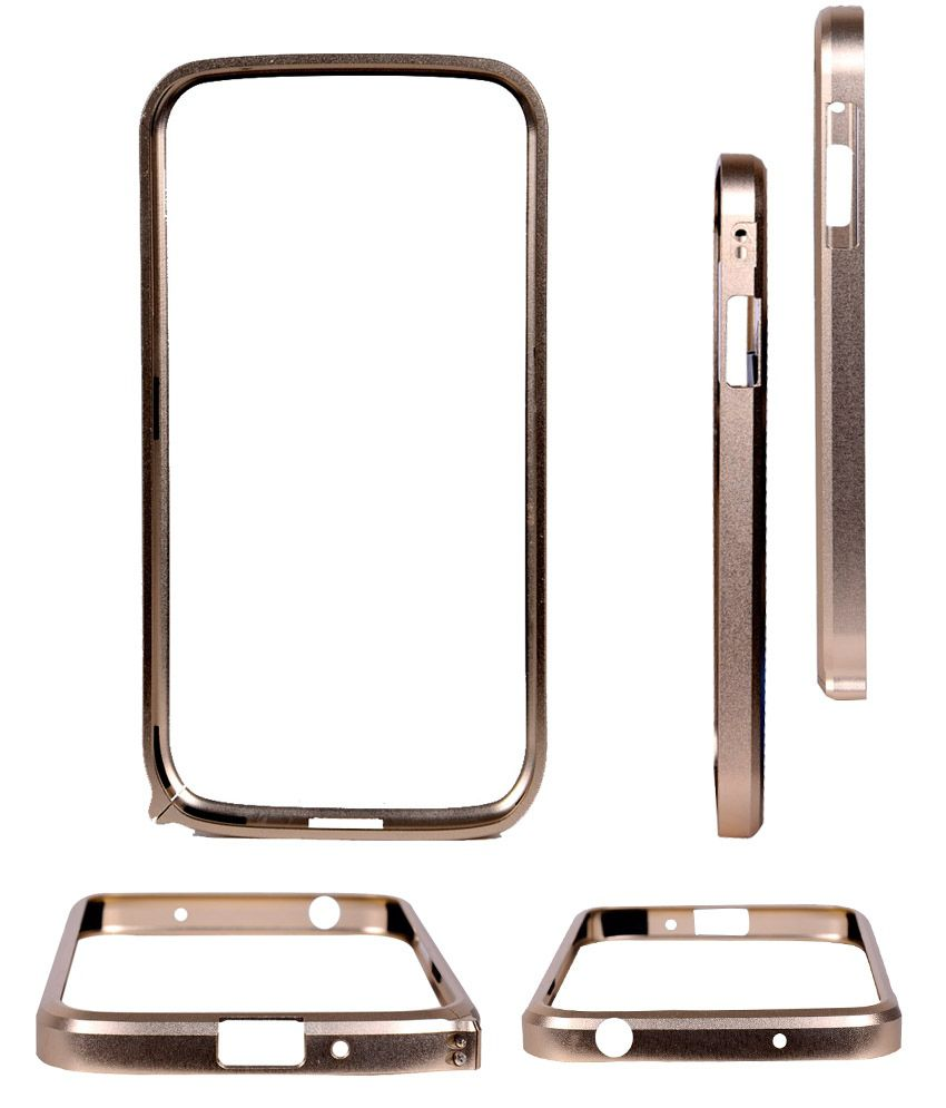 half off 85492 a4b83 Naivel Bumper Case For Samsung Galaxy Note 3 Neo N7500 - Golden