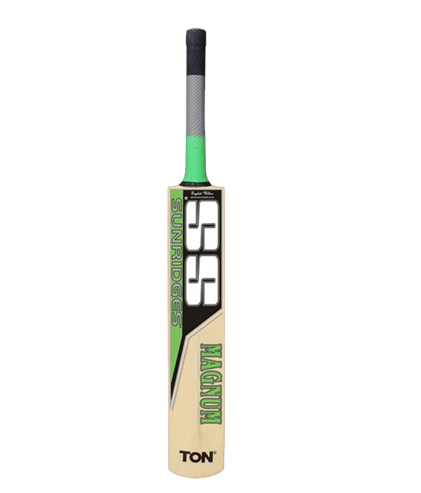 d7f496c15e9 Ss Magnum English Willow Cricket Bat Sh  Buy Online at Best Price on  Snapdeal