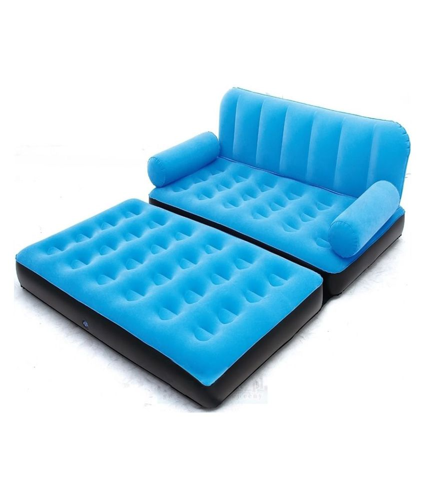 5 in 1 inflatable sofa bed review hereo sofa for Sofa bed 5 in 1 fastworld drtv
