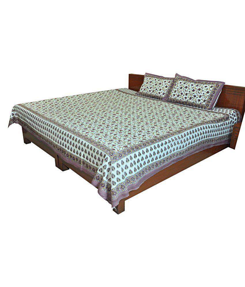 grj india designer exclusive 3 pcs ethinic floral print. Black Bedroom Furniture Sets. Home Design Ideas