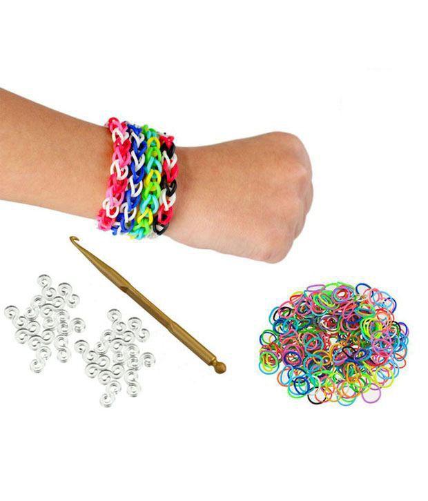 Diy Multicolor Loom Bands