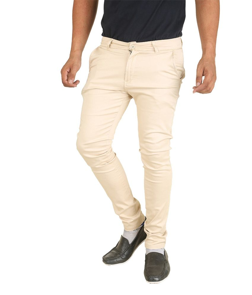 Gamps Beige Trousers