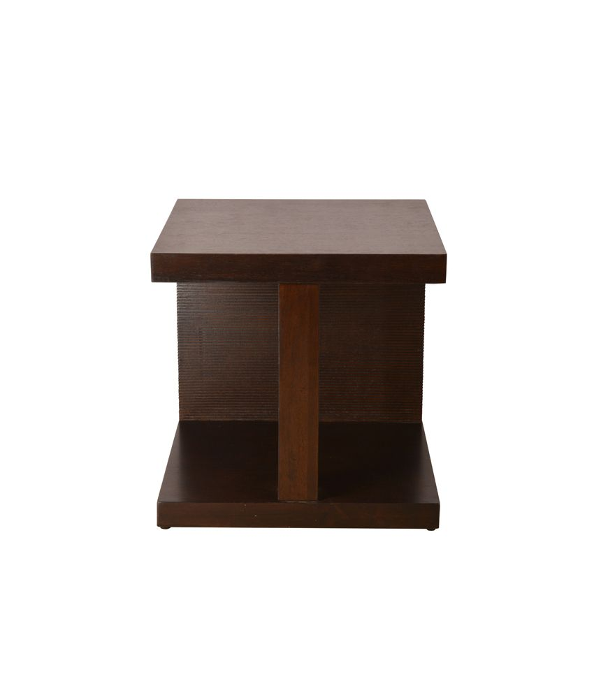 HomeTown Prestige Solidwood Side Table