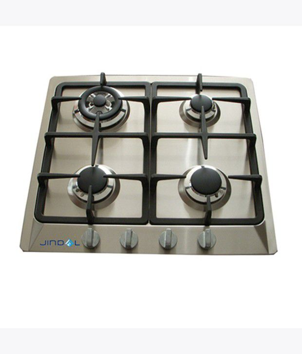 Jindal Udyog Vatalis Automatic Gas Cooktop (4 Burner)