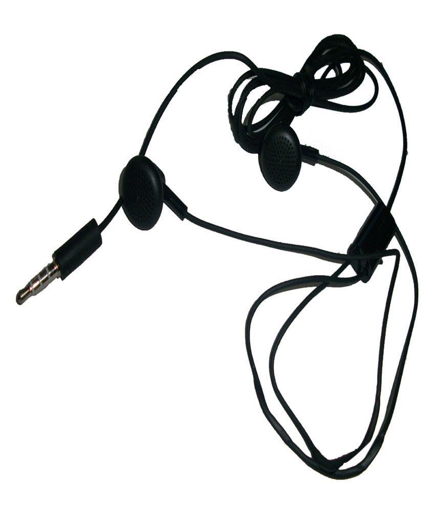 1b194b454d0 Nokia Black Stereo Handsfree wH-108 - Buy Nokia Black Stereo ...
