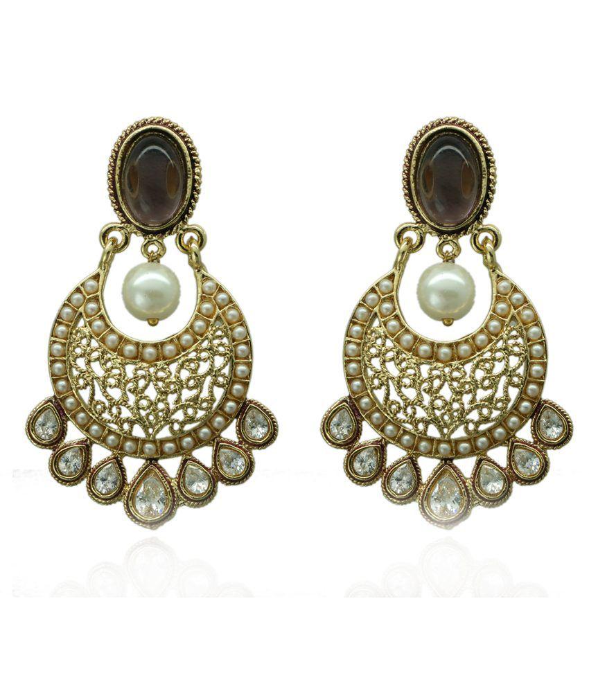 Siyora Traditional Earrings