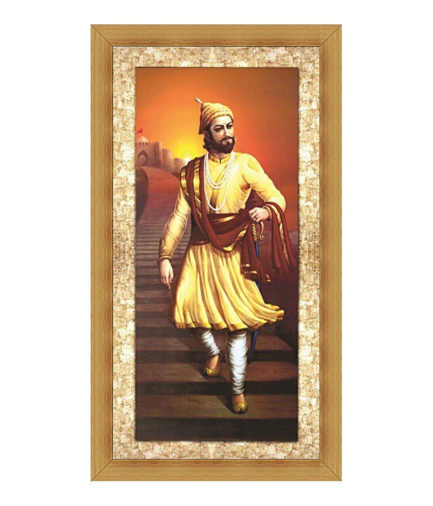 jstarmart photo frame shivaji maharaj buy jstarmart photo frame shivaji maharaj