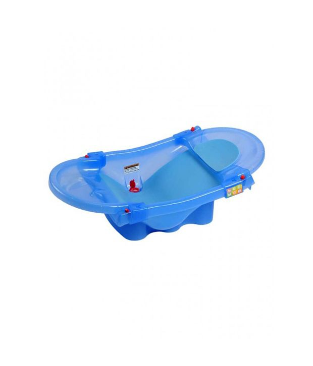 mee mee baby bath tub blue buy mee mee baby bath tub blue at best prices in india snapdeal. Black Bedroom Furniture Sets. Home Design Ideas