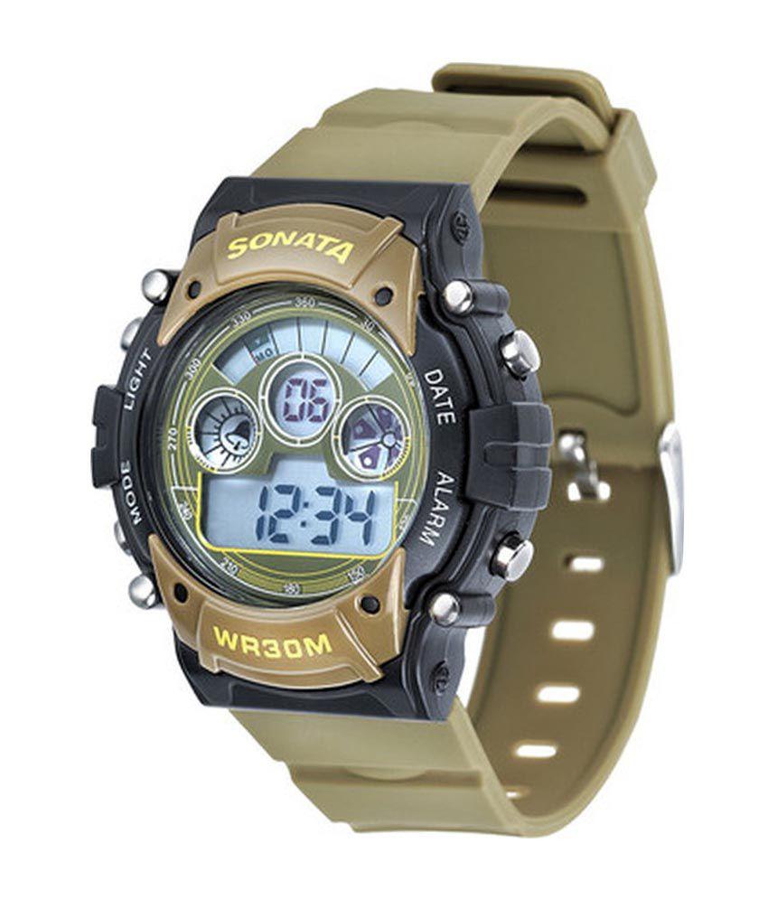 sonata 77006pp01 mens watch buy sonata 77006pp01 mens
