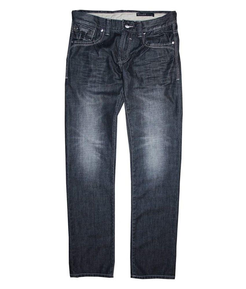 Killer Black Slim Jeans