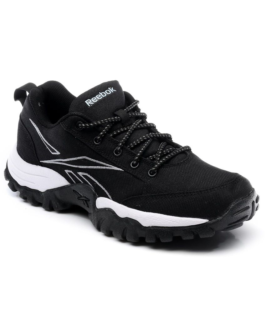 94b192d84226c0 Reebok Black Lifestyle Shoes - Buy Reebok Black Lifestyle Shoes Online at Best  Prices in India on Snapdeal