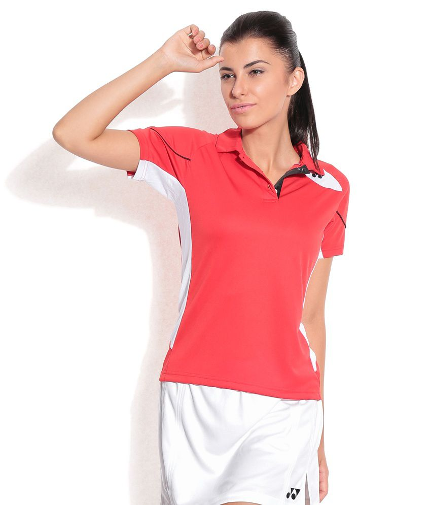 Yonex T-Shirt Pl6 2452B TW2014 Red