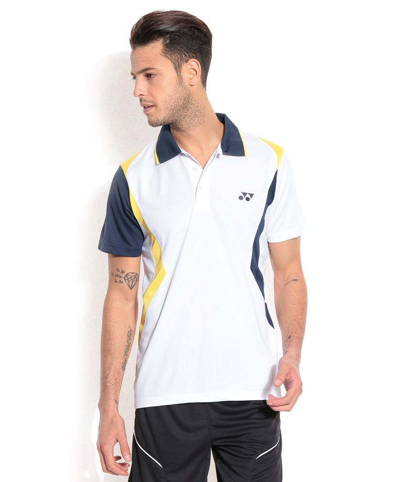 Yonex T-Shirt Pm6 10089B TW2014 White