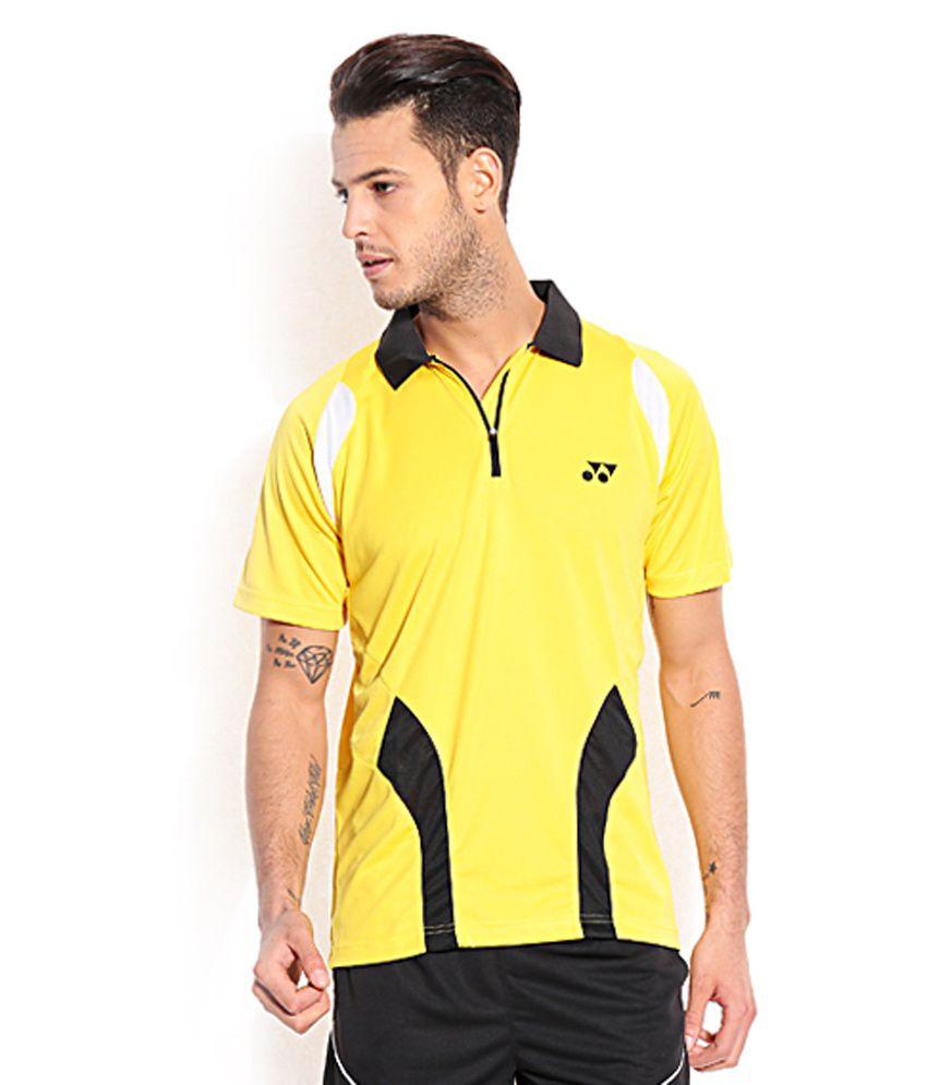 Yonex T-Shirt Pm6 10097B TW2014 Yellow