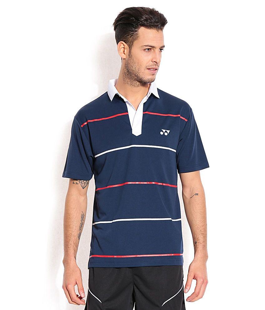 Yonex T-Shirt Pm6 12066B TW2014 Navy
