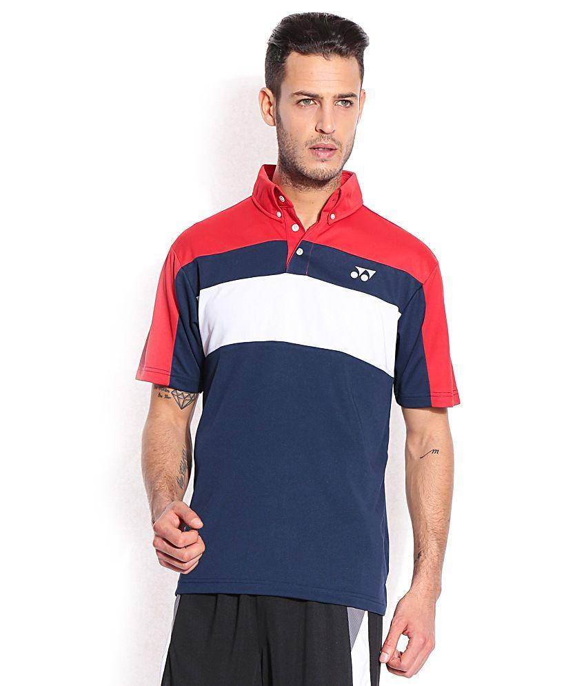 Yonex T-Shirt Pm6 1428B TW2014 Navy