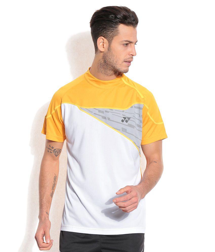 Yonex T-Shirt Rm6 1475B TW2014 Orange