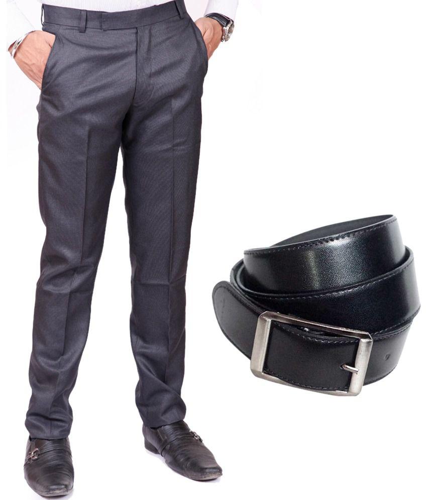Coaster Gray Slim Formals