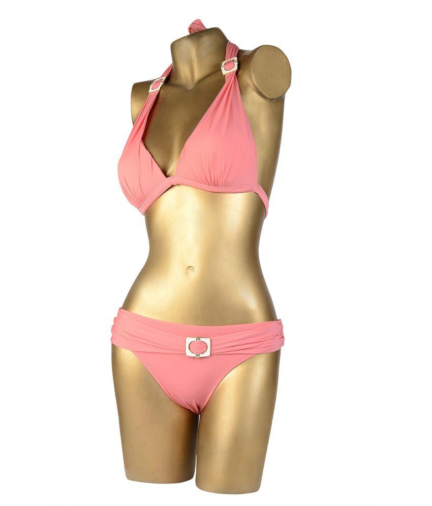 Indraprastha Peach Bikini - Large Size