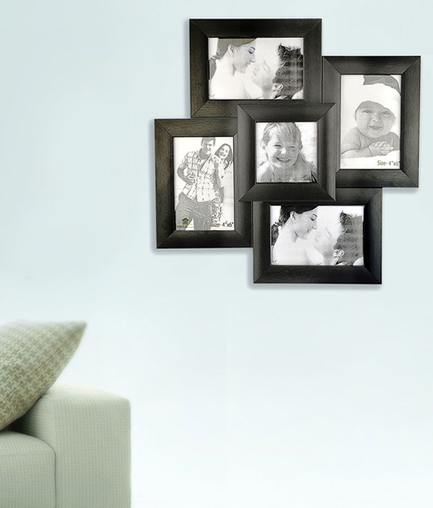 picsquare print personalized wooden photo frame online in india