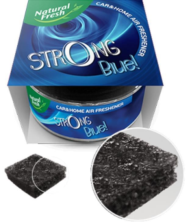 Natural fresh strong air freshener blue buy natural for Really strong air freshener