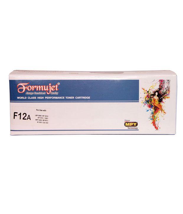 Formujet HP 12A Toner Cartridge