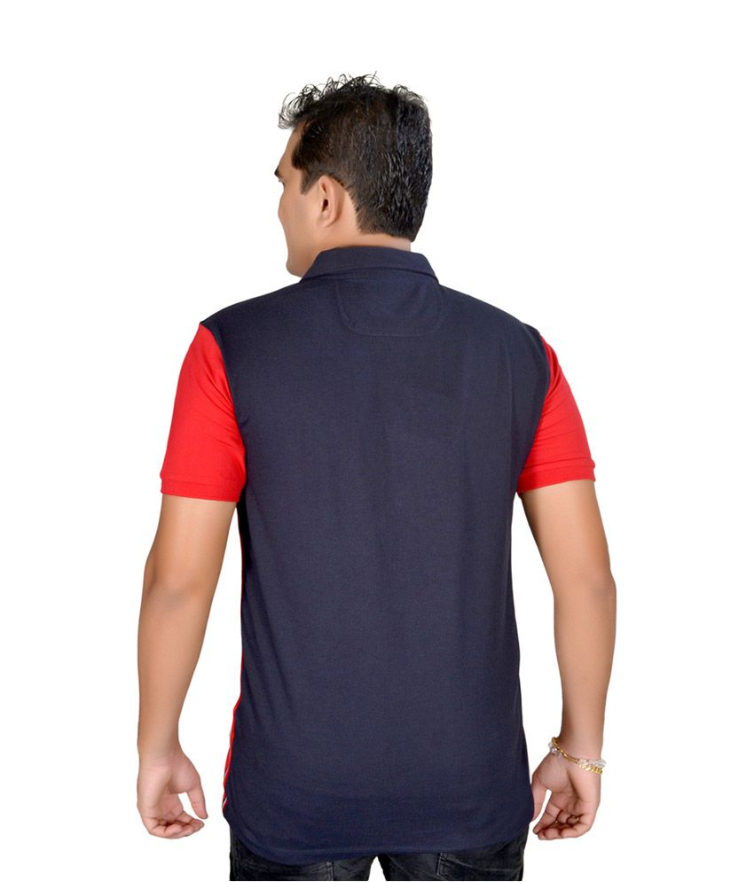 hackett aston martin red cotton polo t-shirt - buy hackett aston