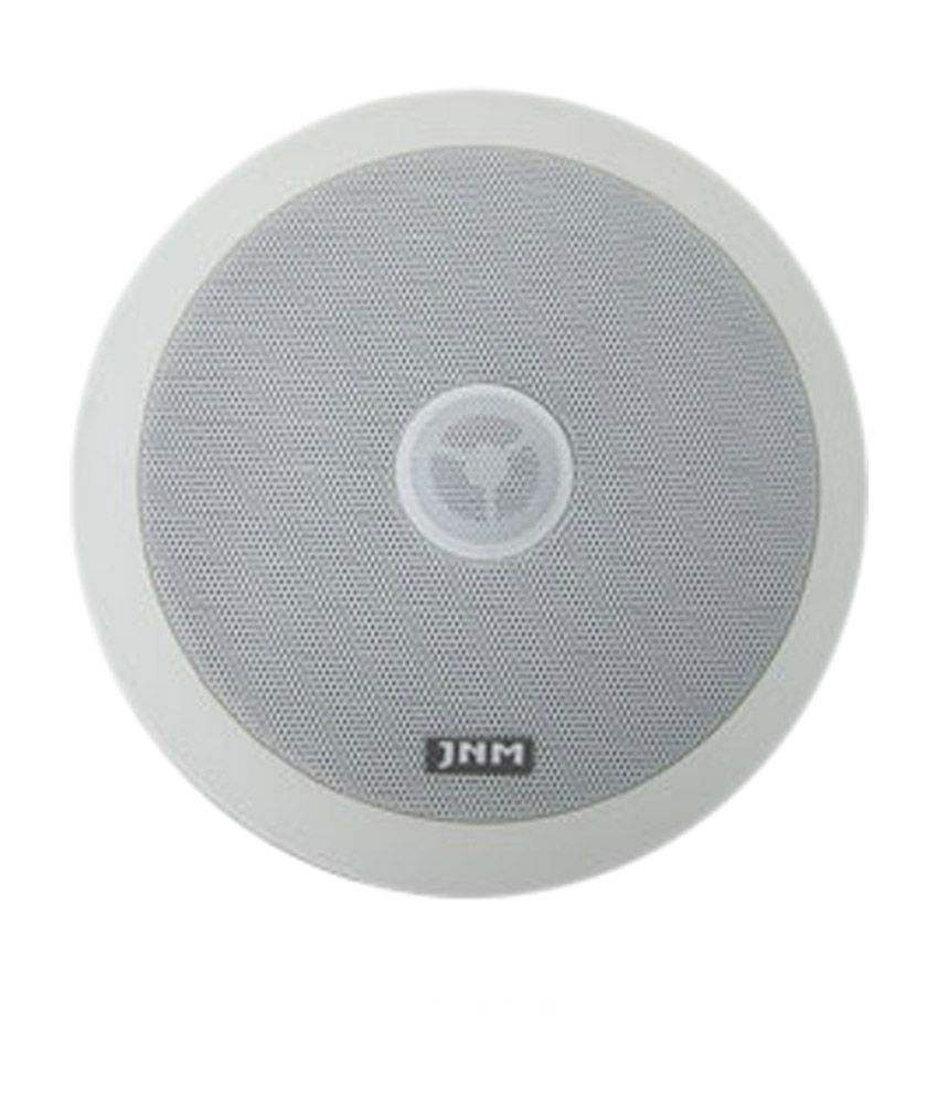 buy jnm jc 50 t ceiling speaker white online at best price in india snapdeal. Black Bedroom Furniture Sets. Home Design Ideas