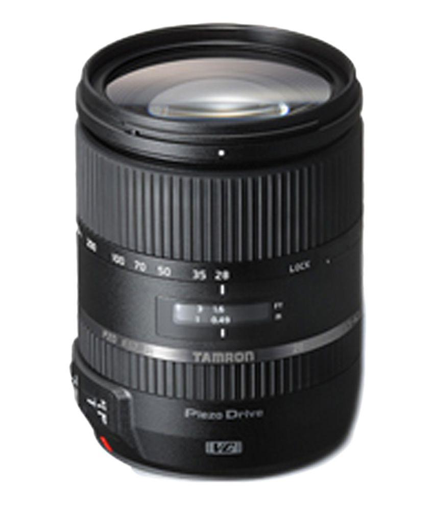 Tamron A010 28-300mm F/3.5-6.3 Di VC PZD (for Canon) Lens