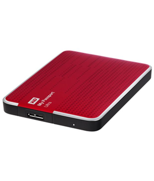 WD My Passport Ultra 500Gb Portable External Hard Drive