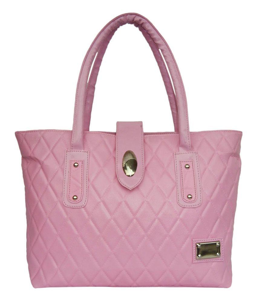 Akriti GM10228 Pink Shoulder Bags