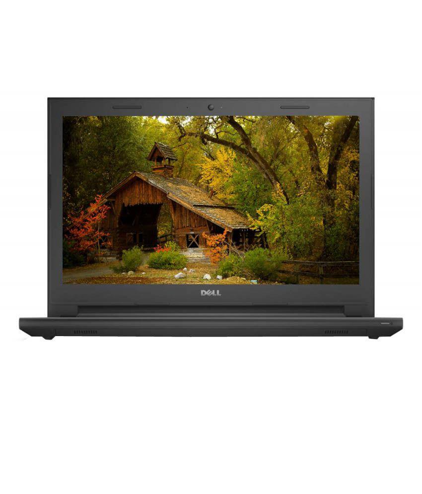 Dell Vostro 15 3546 Laptop (Intel Celeron- 4GB RAM- 500GB HDD- 39.62cm (15.6)- Ubuntu) (Grey)