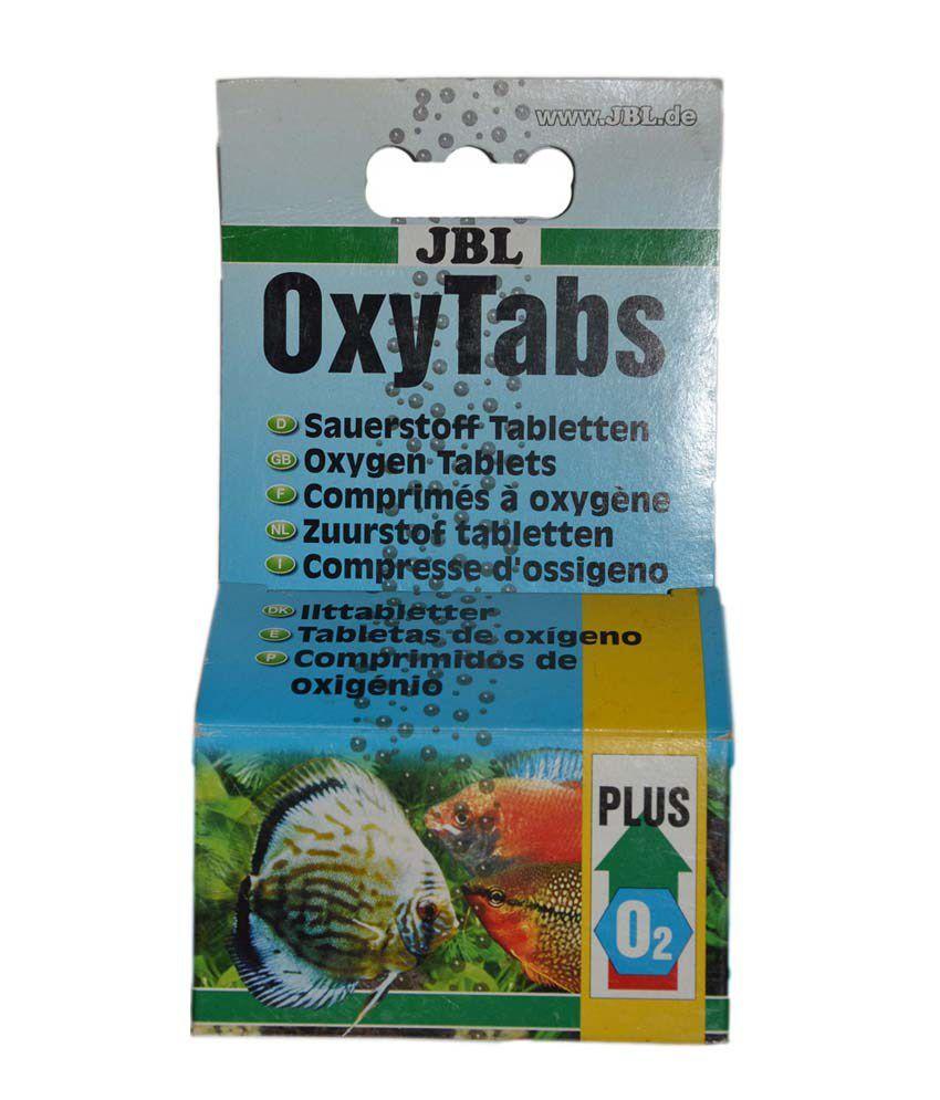 Jbl imported aquarium fish tank jbl instan oxytabs oxygen for Oxygen tablets for fish