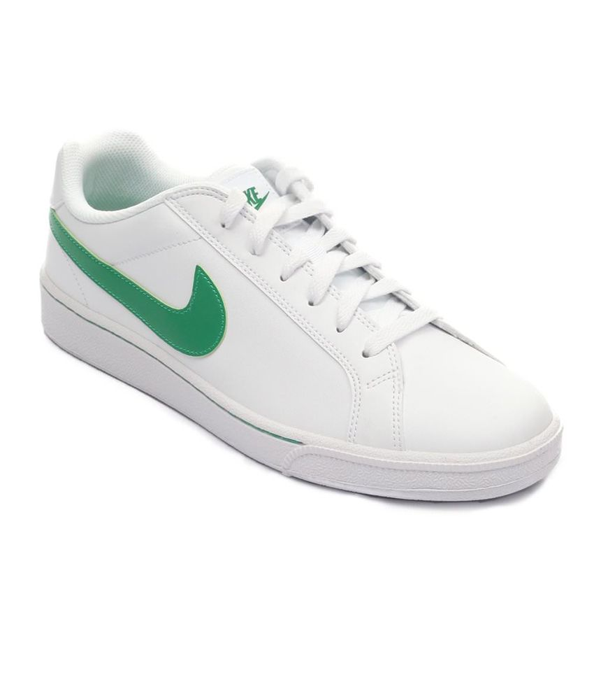 Nike White Sneaker Shoes ...