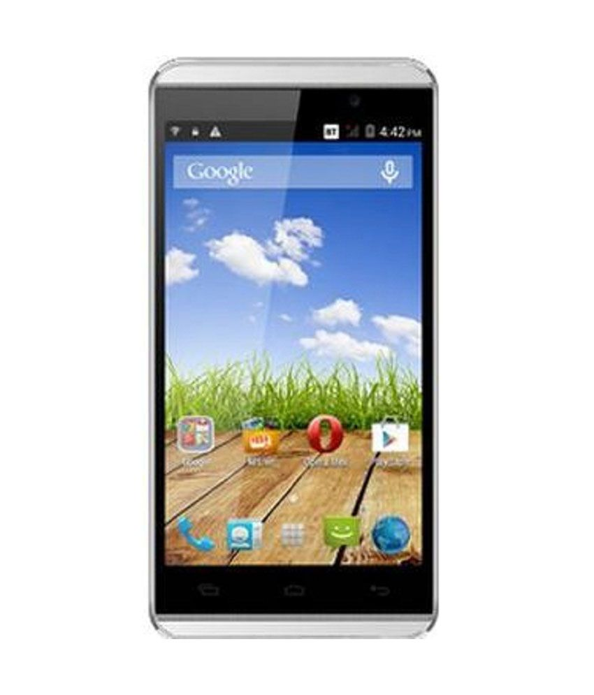 Micromax Canvas Fire A104 4GB White
