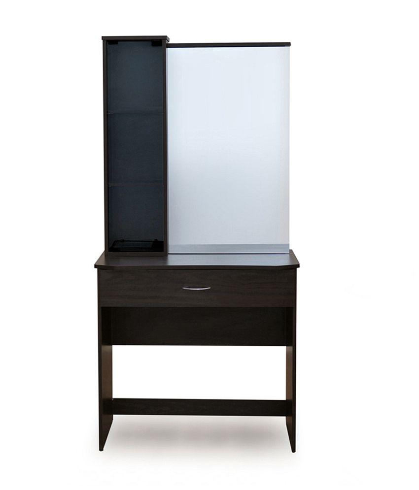 Nilkamal nicosia dressing table buy nilkamal nicosia dressing table online at best prices in - Dressing table ...