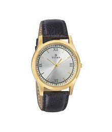 Titan 1636Yl01 Men'S Watch