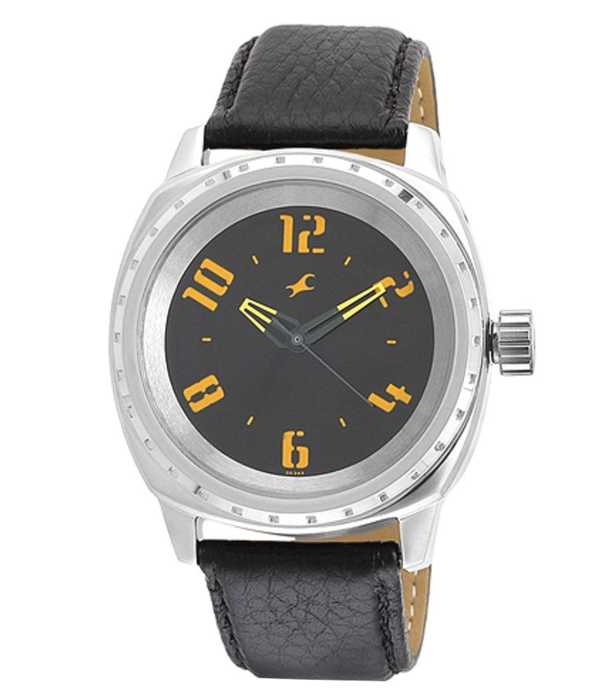 Fastrack 3071sl03 men watch buy fastrack 3071sl03 men for What watch to buy